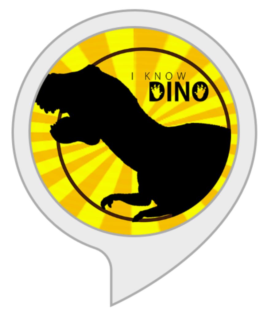 Dinosaur of the day Alexa skill