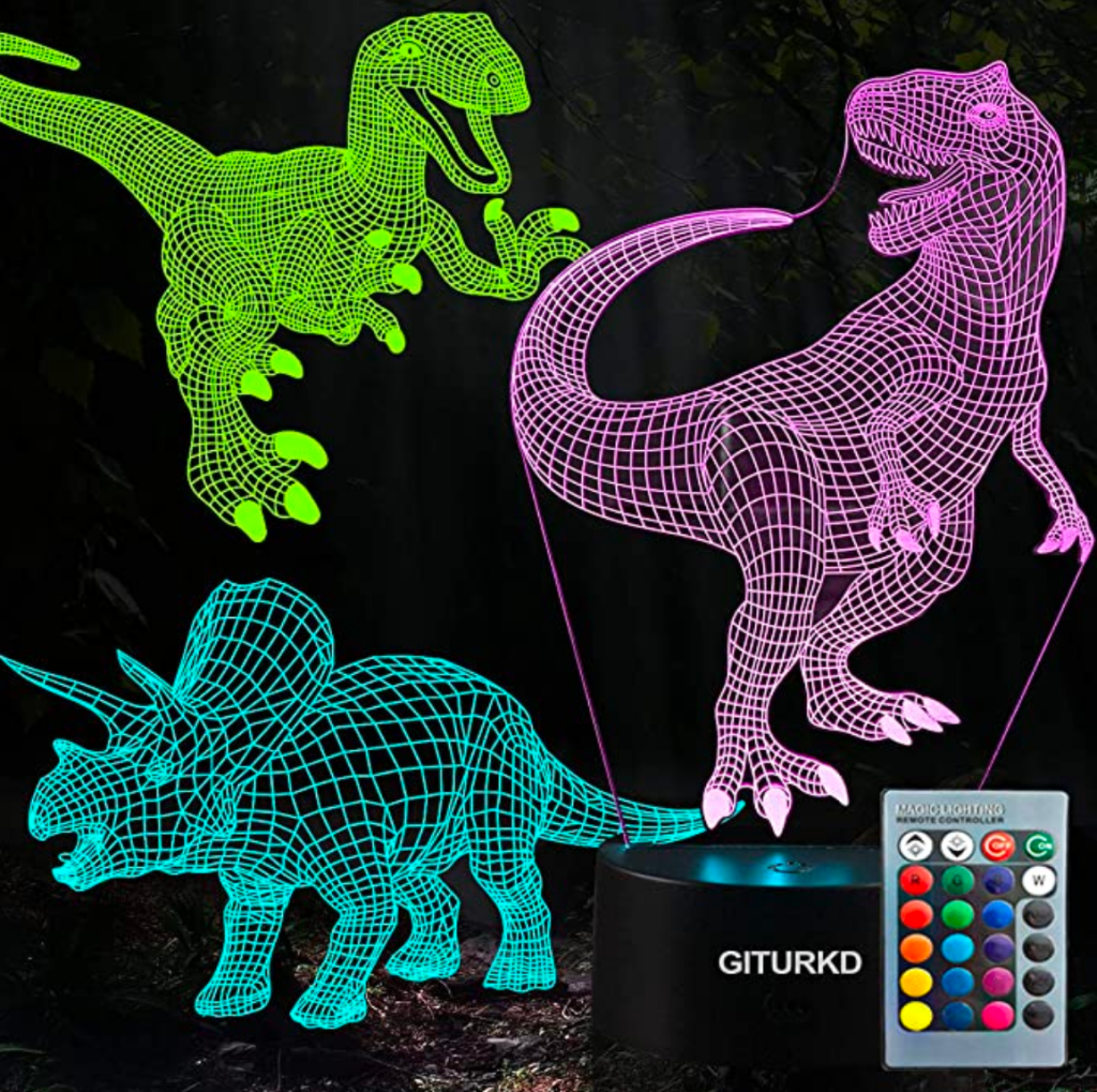 Dinosaur Toys Night Light