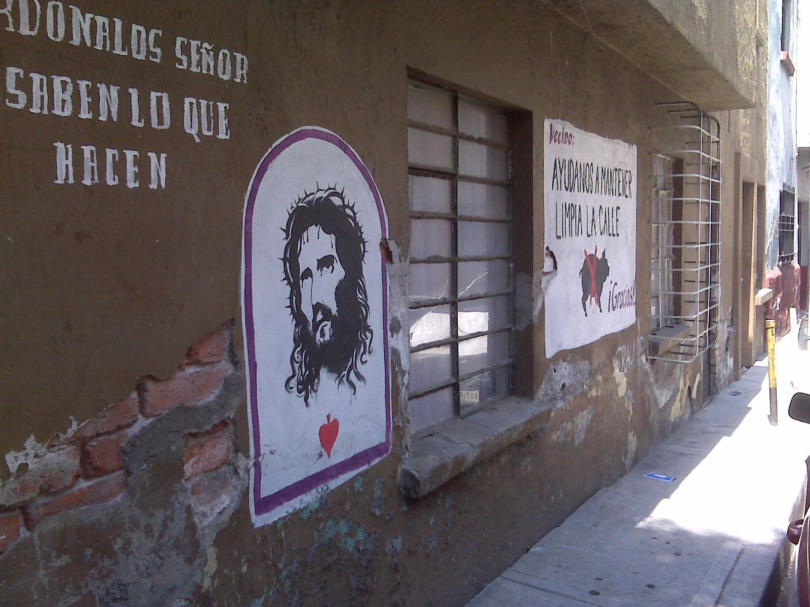 Mexico City Jesus
