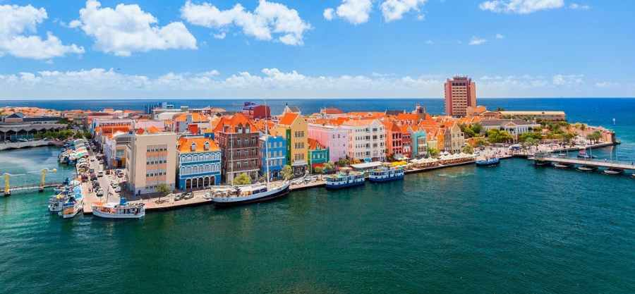 flights to curacao netherlands
