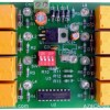 8 channel IR Remote control relay board
