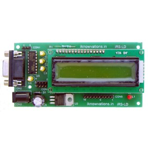 serial 16*2 lcd display from iknowvations