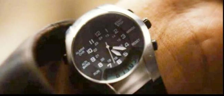 I Am Legend Swiss Army Chronograph St 4000