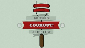 Cookout at the Cove for Immanuel Church Hardin Valley