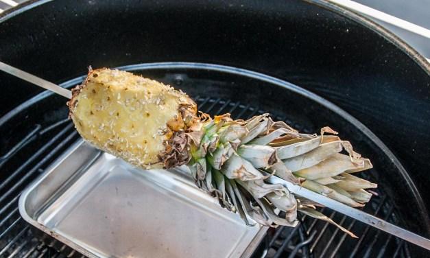 Grillad ananas