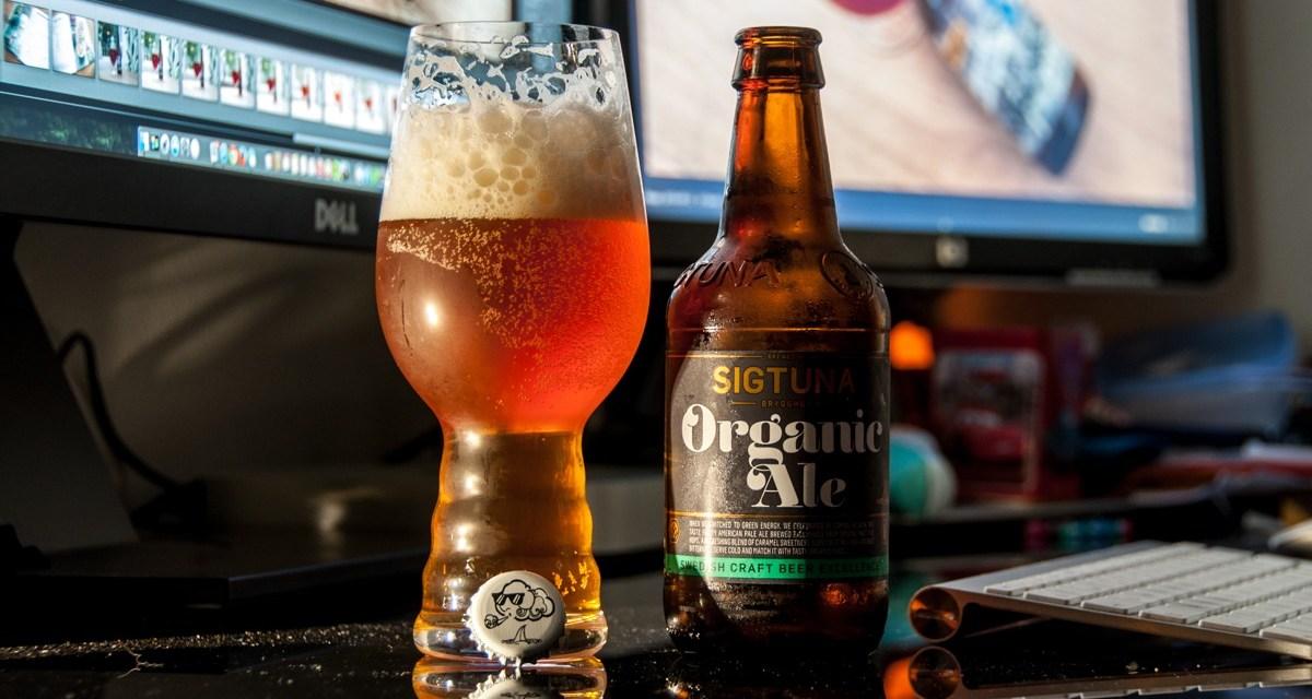 Sigtuna Brygghus – Organic Ale