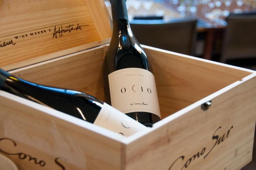 Cono Sur Ocio Pinot Noir 2012