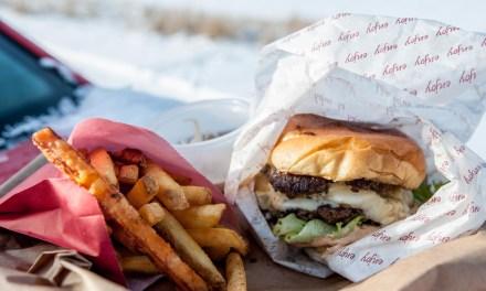 American Steakhouse Burgers, en ny Hamburgervagn i Uppsala