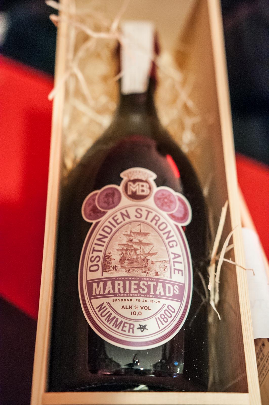 Mariestads Ostindien Strong Ale