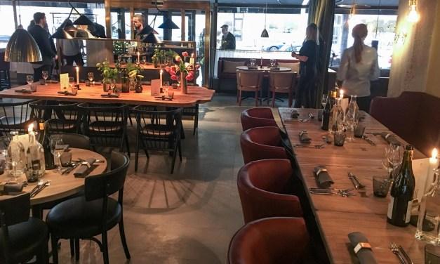 Restaurang Hantverket – ett hantverk från inredning till mat