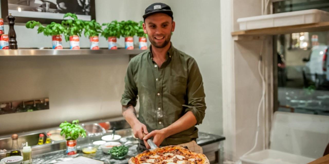 Så gör du den perfekta pizzan, tips & trix med Mutti och 800 grader