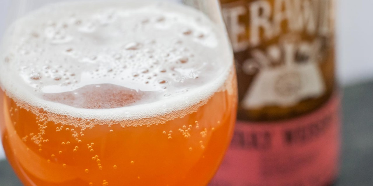 Brutal Brewing – Raspberry Weissbock