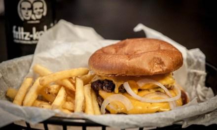 Burger Fest vol 6 hemma hos TBR Burgers