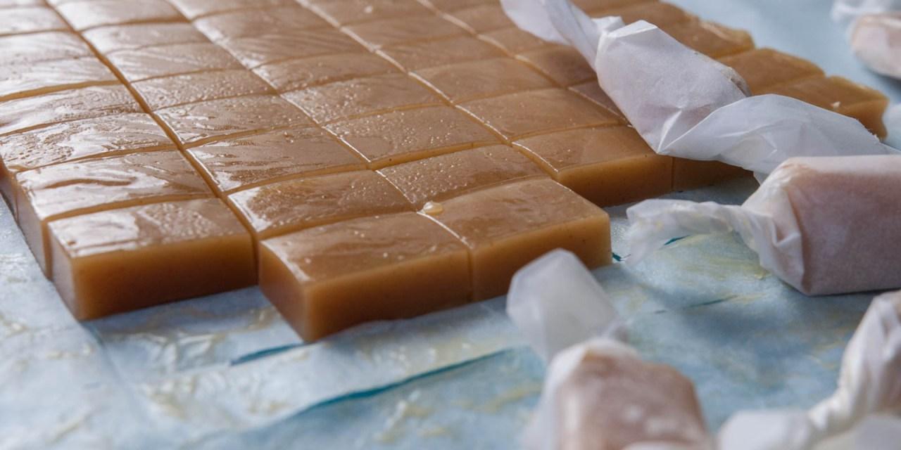 Brynt smörkola - i Köket med Anders 3b9757e949718