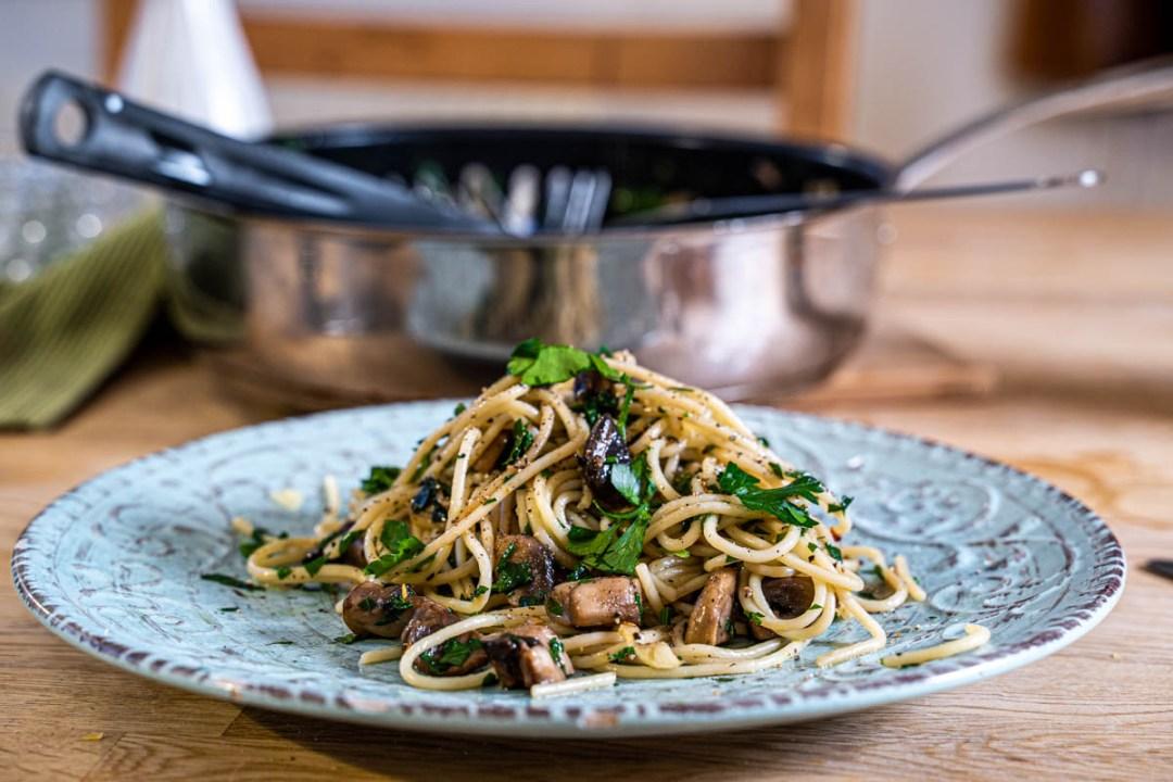 Pasta aglio e olio