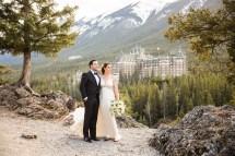 Banff Wedding Springs Hotel Calgary