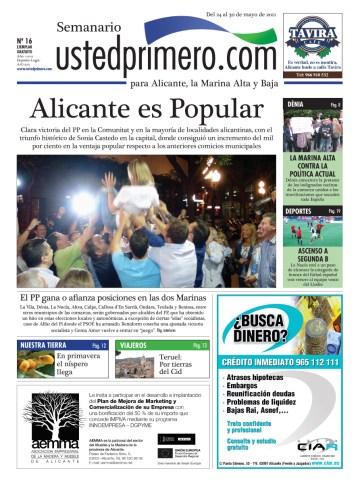 Cliente: Alicante Network. Comunidad Valenciana. España