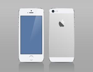 FREE iPhone SE in Adobe Illustrator