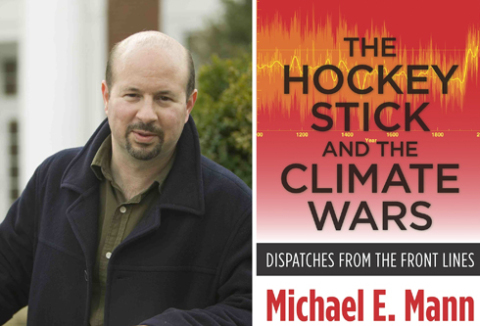 Episode 10 – Climate Change Science and Denial with Professor Michael Mann
