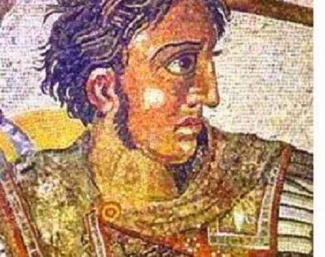 El misterio de la tumba de Alejandro Magno