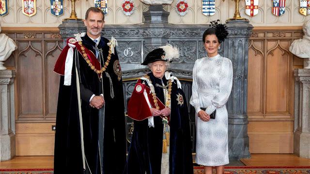 Los Windsor británicos, dinastía de origen alemán