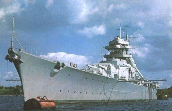 Bismarck, el acorazado invencible