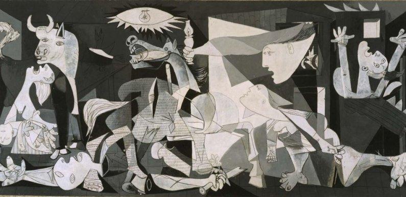 Actualidad cultural: Los Reyes eméritos, inauguran la exposición que conmemora los 80 años del Guernica