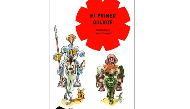 El Quijote contado para niños