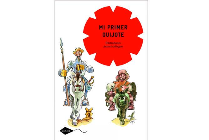 El Quijote contado para niños, una selección de las mejores ediciones infantiles