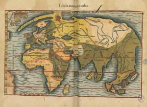 Cartografía en la BNE