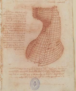 Leonardo Da Vinci, los rostros del genio