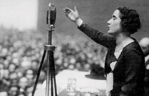 Clara Campoamor y el voto para la mujer