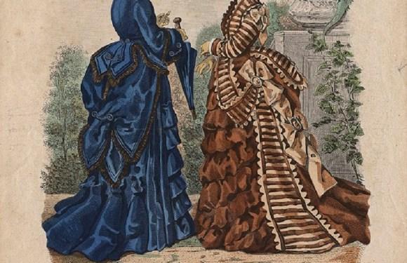 La prensa de la moda, su origen en el Museo del Traje