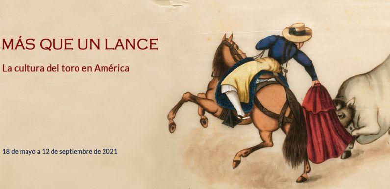 La cultura del toro en América, exposición del Museo América de Madrid