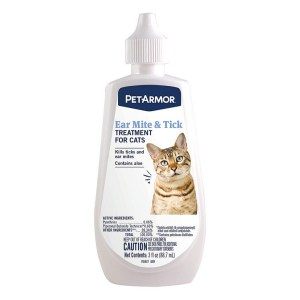 Ear Mite Treatment For Cats Near Me