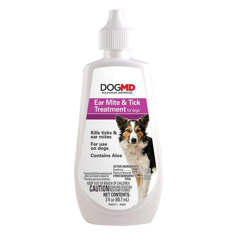 Ear Mite Treatment For Dogs Walmart