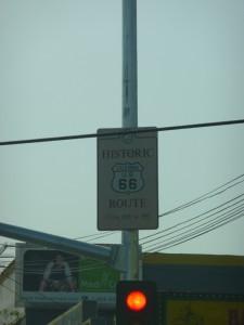 L'historique route 66