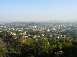 Vue de LA