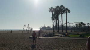 Muscle Beach de Santa Monica