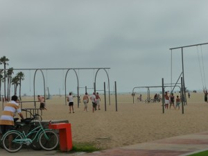 Sport sur la plage