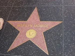 L'étoile de Marilyn