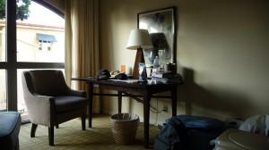 Notre petit salon/bureau