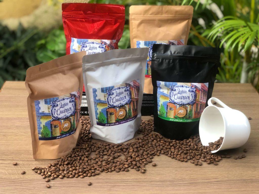 Latin Quarter Coffee