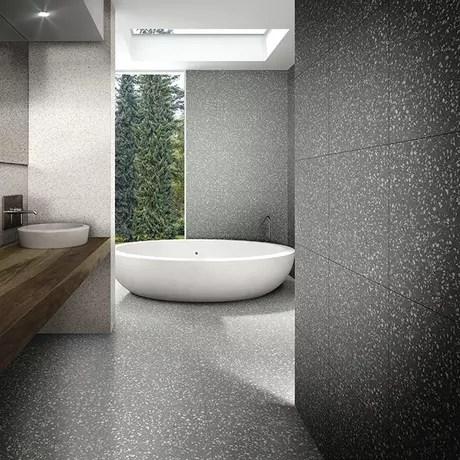 terrazzo vinyl flooring for bathroom