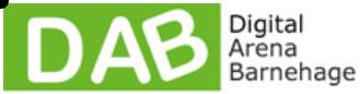 DAB 2017 – konferanse om lekende, lærende og skapende prosesser med digitale verktøy.