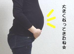 妊婦と赤ちゃん 英語を話すぞ