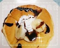 パンケーキ デザート