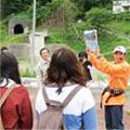 岩手県立大学復興サポートオフィス釜石の活動風景写真