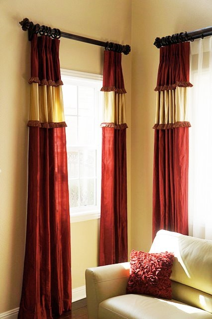 Excellent Custom Curtains And Drapes 2016