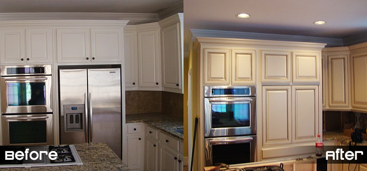 How Much Does It Cost To Reface Kitchen Cabinets 2015